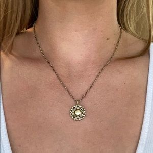 Reversible Lucky Brand Necklace
